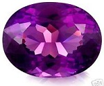 February birthstone color