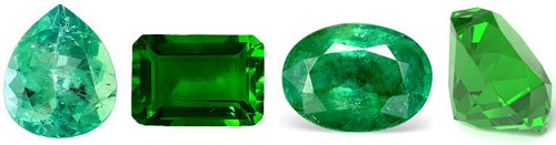 Emerald - May birthstone