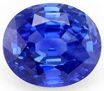 September birthstone color